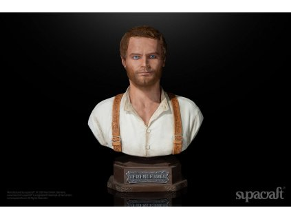 Terence Hill Bust 1/4 1971 20 cm Supacraft
