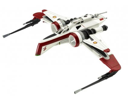 Star Wars Model Kit 1/83 ARC-170 Fighter 10 cm Revell