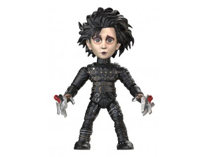 Edward Scissorhands Action Vinyls Mini Figure 8 cm Edward (Suburbia) The Loyal Subjects