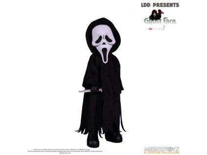 Scream Living Dead Dolls Doll Ghost Face 25 cm Mezco Toys
