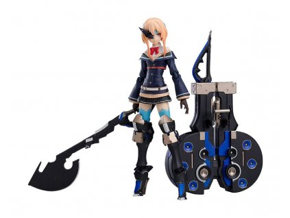 Heavily Armed High School Girls Figma Action Figure San 14 cm Max Factory