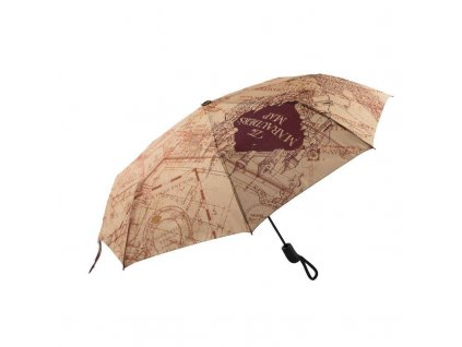 Harry Potter Umbrella Marauder Map Cinereplicas