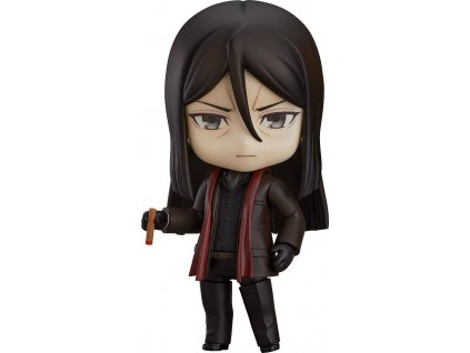Lord El-Melloi II's Case Files Nendoroid PVC Action Figure Lord El-Melloi II 10 cm Orange Rouge