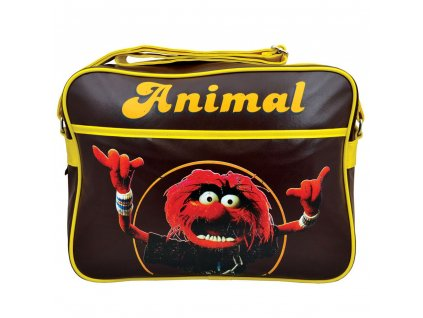 The Muppets Messenger Bag Animal Half Moon Bay