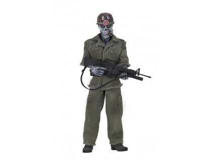 S.O.D. Retro Action Figure Sgt. D 20 cm NECA
