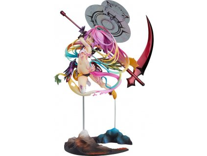 No Game No Life -Zero- Statue 1/8 Jibril Great War Ver. 31 cm Good Smile Company