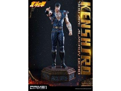 Fist of the North Star Statue 1/4 Kenshiro You Are Already Dead Ver. 69 cm Prime 1 Studio