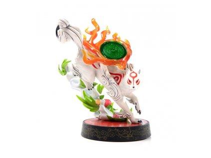 Okami PVC Statue Amaterasu 22 cm First 4 Figures