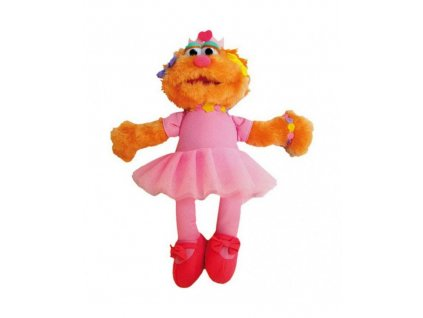 Sesame Street Plush Figure Sina 35 cm United Labels
