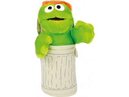 Sesame Street Plush Figure Oscar the Grouch 20 cm United Labels