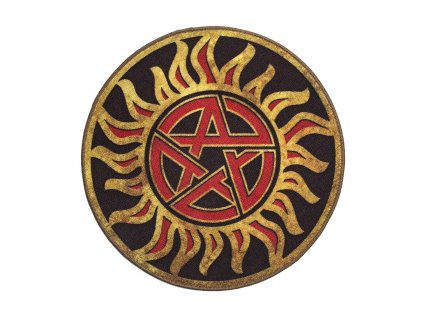 Supernatural Doormat Anti-Possession Symbol 61 cm Quantum Mechanix