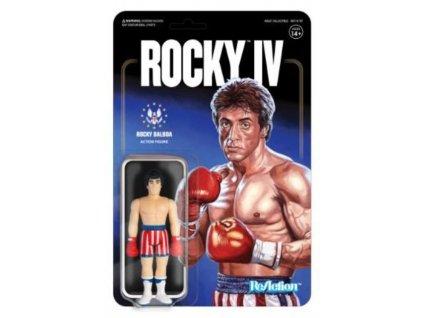 Rocky 4 ReAction Action Figure Rocky 10 cm Super7