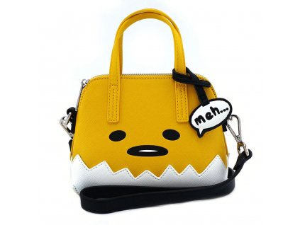 Gudetama by Loungefly Mini Dome Bag Big Face Loungefly
