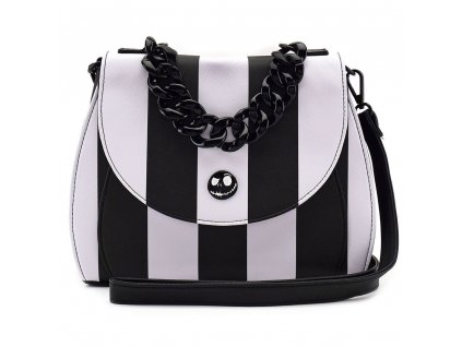 Nightmare before Christmas by Loungefly Crossbody Bag NBC Striped Loungefly