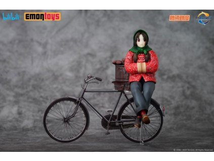 Under One Person PVC Statue 1/10 Feng Baobao Winter Ver. 16 cm Emon Toys