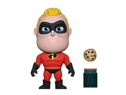 The Incredibles 2 5-Star Action Figure Mr. Incredible 8 cm Funko