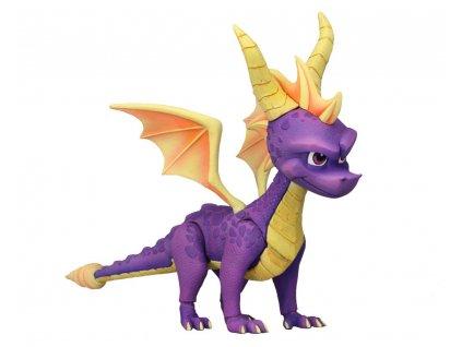 Spyro the Dragon Action Figure Spyro 20 cm NECA