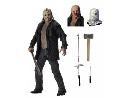 Friday the 13th 2009 Action Figure Ultimate Jason 18 cm NECA