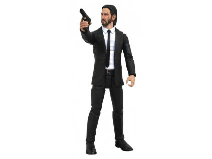 John Wick Select Action Figure 18 cm Diamond Select
