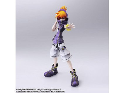 The World Ends with You - Final Remix Bring Arts Action Figure Neku Sakuraba 13 cm Square-Enix