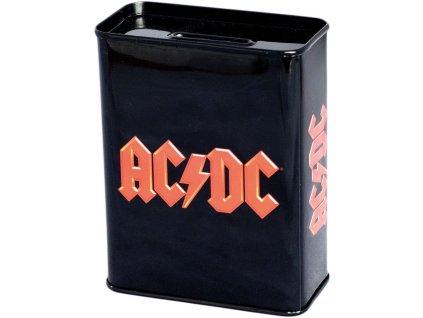 AC/DC Coin Bank Logo KKL