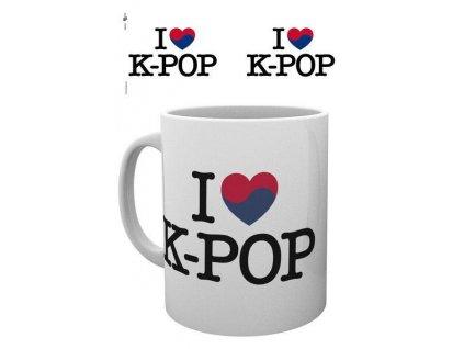 K-Pop Mug Heart K-Pop GB eye