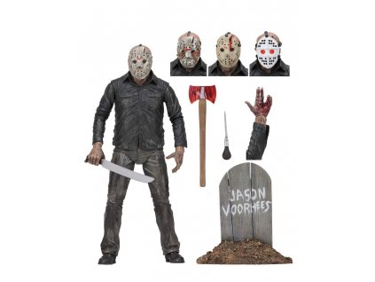 Friday the 13th Part 5 Action Figure Ultimate Jason 18 cm NECA