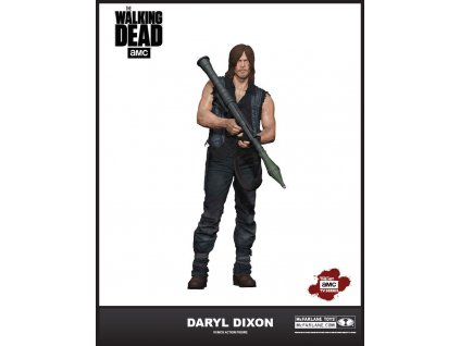 The Walking Dead Deluxe Action Figure Daryl Dixon (S6) 25 cm McFarlane Toys