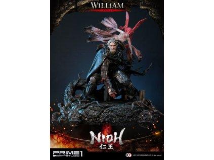 Nioh Statue 1/4 William Deluxe Ver. 61 cm Prime 1 Studio