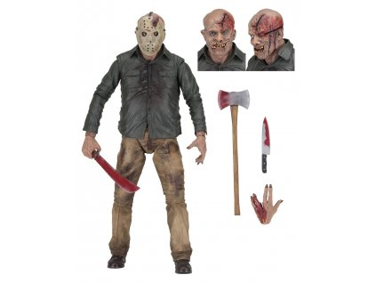 Friday the 13th: The Final Chapter Actionfigur 1/4 Jason 46 cm NECA