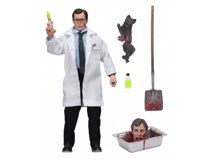 Re-Animator Retro Action Figure Herbert West 20 cm NECA