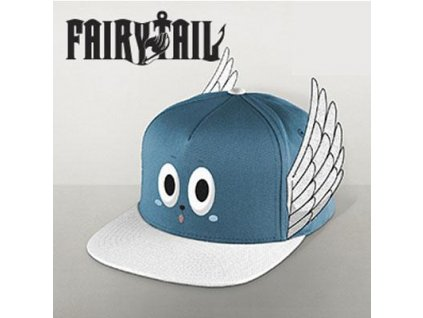 Fairy Tail Snap Back Cap Happy PCM