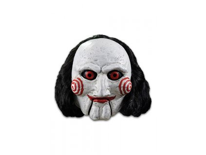 Saw Latex Mask Billy Puppet Trick Or Treat Studios