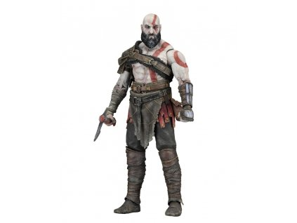 God of War 2018 Action Figure 1/4 Kratos 45 cm NECA