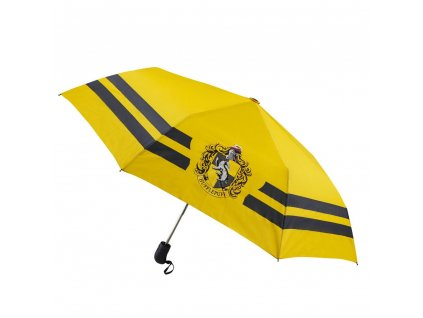 Harry Potter Umbrella Hufflepuff Logo Cinereplicas