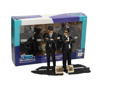 Blues Brothers Movie Icons Statue 2-Pack Jake & Elwood 18 cm SD Toys