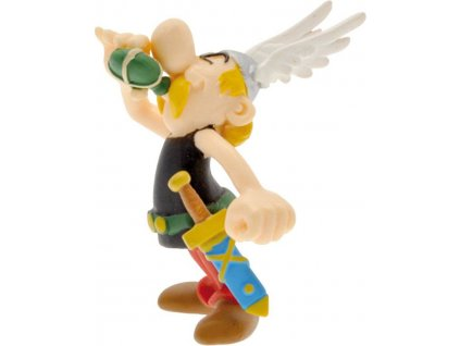 Asterix Figure Asterix Magic Potion 6 cm Plastoy