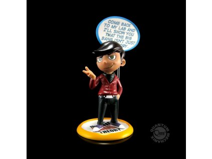The Big Bang Theory Q-Pop Figure Howard Wolowitz 9 cm Quantum Mechanix