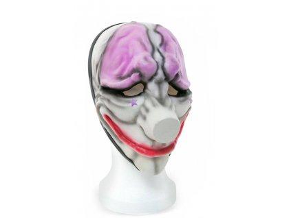 Payday 2 Vinyl Mask Hoxton Gaya Entertainment