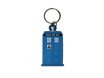 Doctor Who Rubber Acrylic Tardis Pyramid International