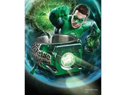 Green Lantern Movie Light-Up Ring Noble Collection
