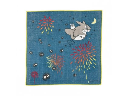 My Neighbor Totoro Mini Towel Field 29 x 29 cm Benelic