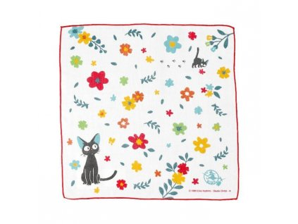 Kiki's Delivery Service Mini Towel Flower Candy 29 x 29 cm Benelic