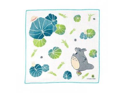 My Neighbor Totoro Mini Towel Wasabi 29 x 29 cm Benelic