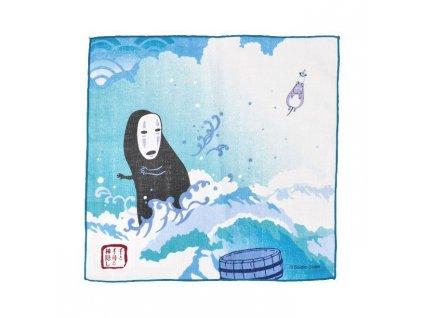 Spirited Away Mini Towel Unabara 29 x 29 cm Benelic