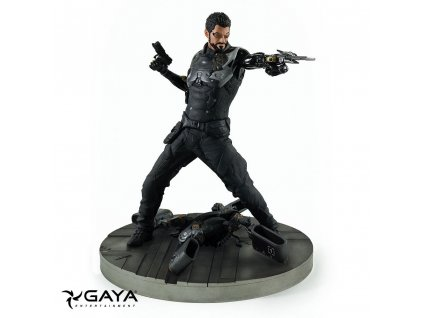Deus Ex Mankind Divided PVC Statue Adam Jensen 21 cm Gaya Entertainment