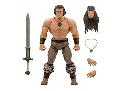 Conan the Barbarian Ultimates Action Figure Conan Iconic Movie Pose 18 cm Super7