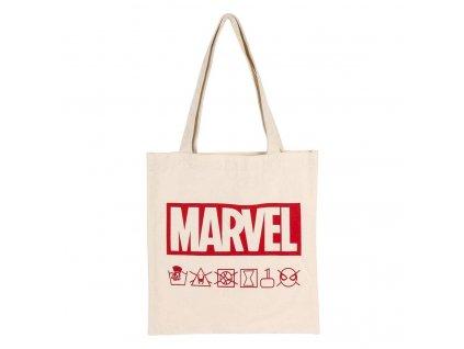 Marvel Tote Bag Logo Cerdá
