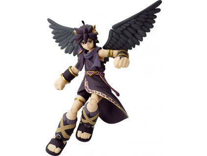 Kid Icarus: Uprising Figma Action Figure Dark Pit 12 cm Good Smile Company