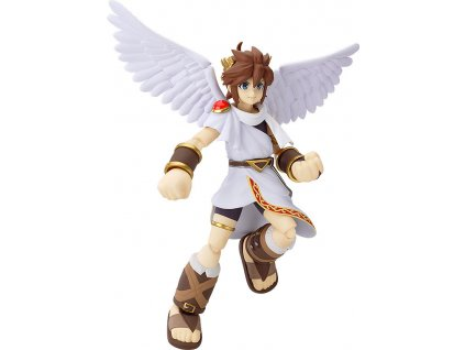 Kid Icarus: Uprising Figma Action Figure Pit 12 cm Good Smile Company